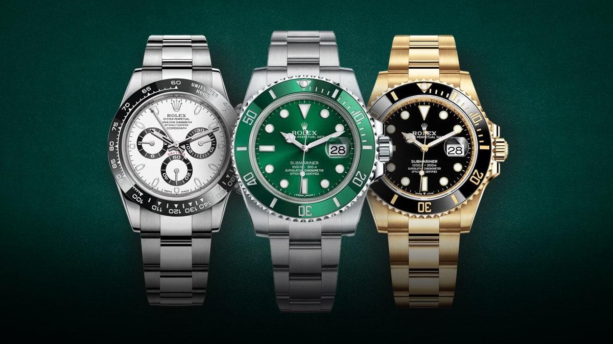 Legendarele ceasuri Rolex