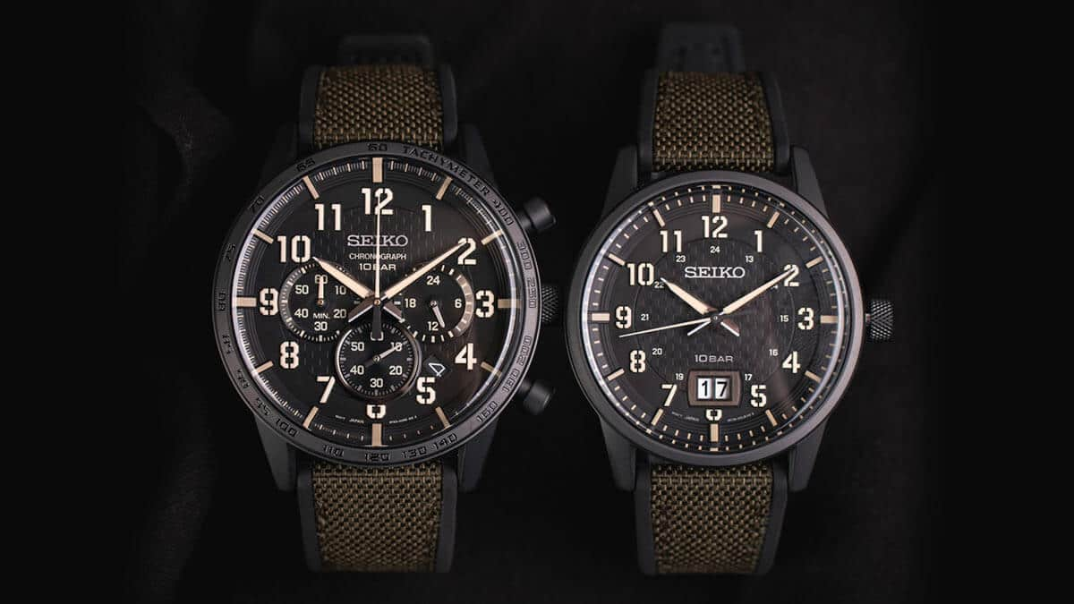 Curelele de ceas din material textil au devenit renumite datorită tipului NATO