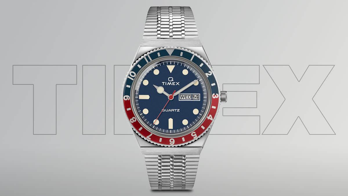 Ceasul ieftin pentru bărbați TImex
