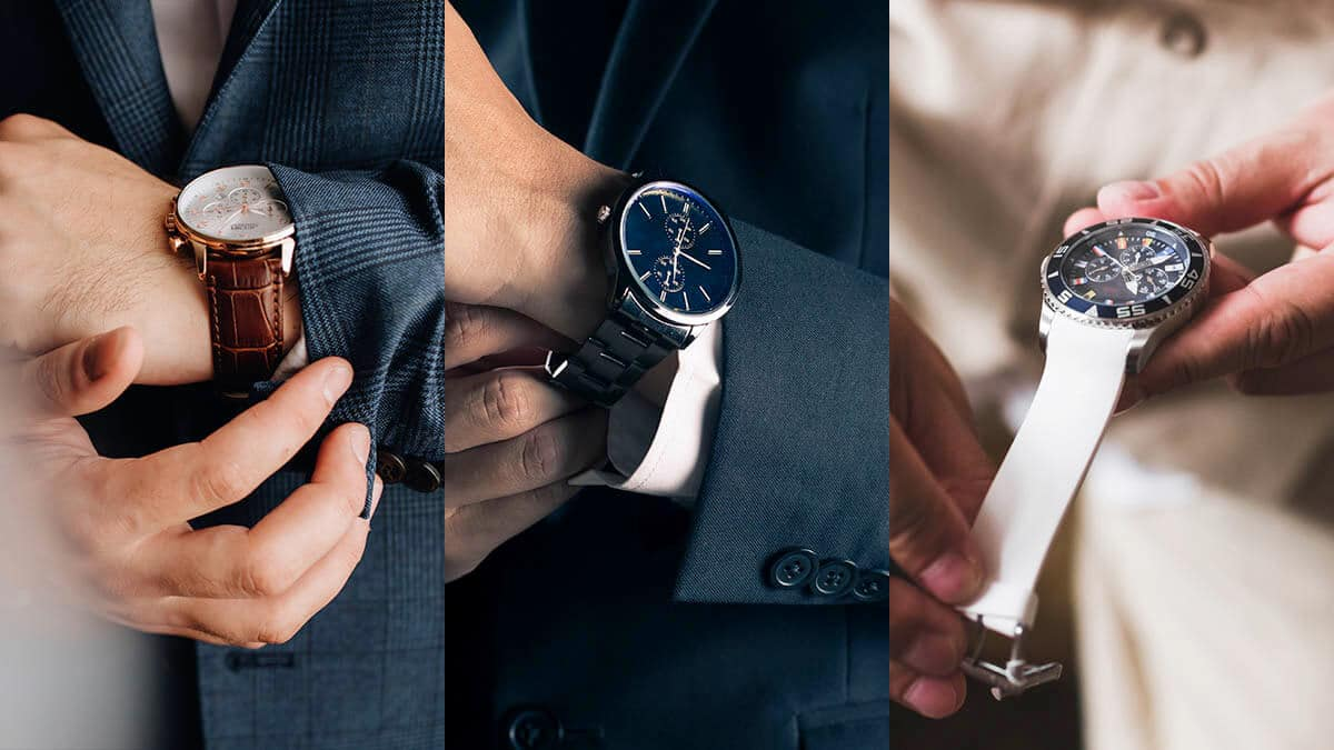 Cunoașteți toate tipurile de curele de ceasuri?